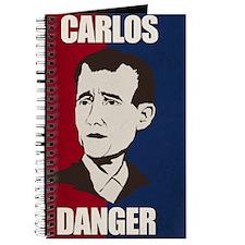 Carlos Danger Mini Poster Journal
