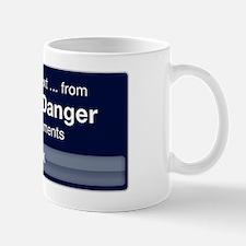 Text Message from Carlos Danger Mug