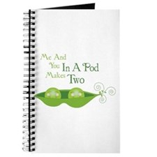 Me And You In A Pod Makes Two Journal