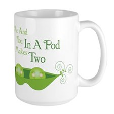 Me And You In A Pod Makes Two Mugs
