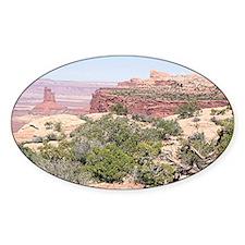 Canyonlands National Park, Utah, US Decal