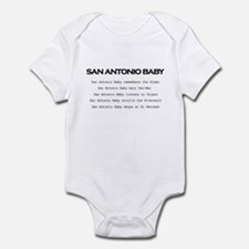 San Antonio Baby Infant Bodysuit