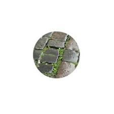 Edinburgh Cobblestones 2 Mini Button
