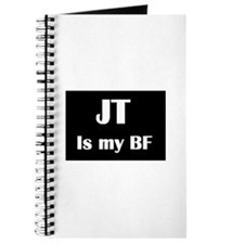 JUSTIN TIMBERLAKE Journal