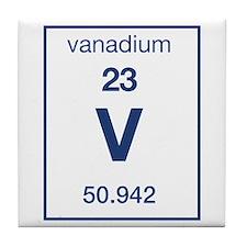 Vanadium Tile Coaster