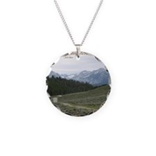 The Sawtooth Mountains are C Necklace