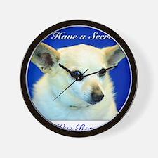 I Have A Secret! Wall Clock
