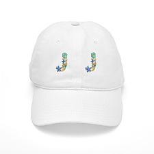 j Baseball Cap