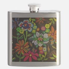Everything's Blooming Flask