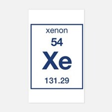 Xenon Rectangle Decal
