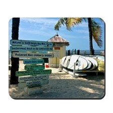 Southernmost Beach Mousepad