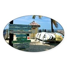 Southernmost Beach Decal