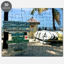 Southernmost Beach Puzzle
