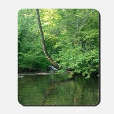 Tennessee creek Mousepad