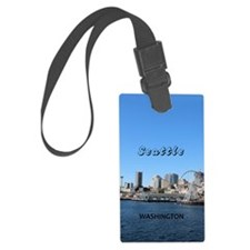 Seattle_2.337 x 4.9_iPhone5Case_ Luggage Tag