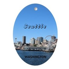 Seattle_2.41x4.42_iPhone3GHardCase_S Oval Ornament