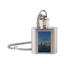 Seattle_2.41x4.42_iPhone3GHardCase_ Flask Necklace