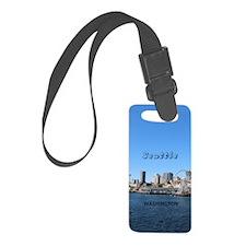 Seattle_2.41x4.42_iPhone3GHardCa Luggage Tag