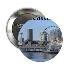 """Seattle_2.3665x4.598_iPhone4_4SSwitch 2.25"""" Button"""
