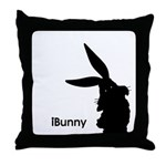 The Geeks Easter Throw Pillow