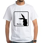 The Geeks Easter White T-Shirt