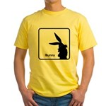 The Geeks Easter Yellow T-Shirt