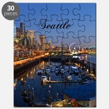 Seattle_5X7_Card_SeattleWaterfront Puzzle