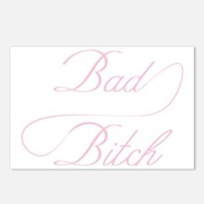 Bad Bitch Postcards (Package of 8)