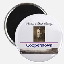 """Cooperstown Americasbesthis 2.25"""" Magnet (10 pack)"""