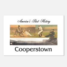 Cooperstown Americasbesth Postcards (Package of 8)