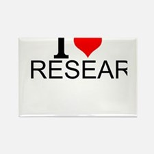 I Love Research Magnets