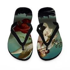 Guardian Angel Flip Flops