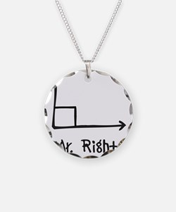 Mr Right Necklace