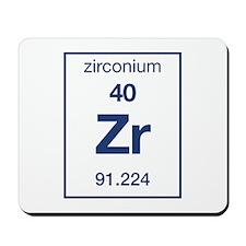 Zirconium Mousepad