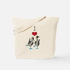I <3 Boobies! Tote Bag