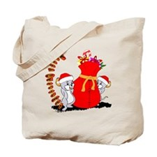 Mous, Merry Christmas Tote Bag