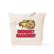 Emergency Management Tote Bag