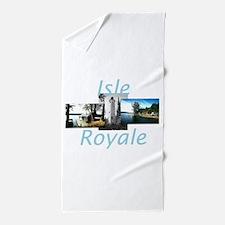 ABH Isle Royale Beach Towel