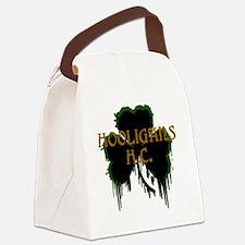 Hooligan  multi logo Canvas Lunch Bag