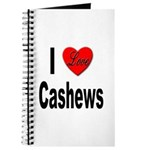 I Love Cashews Journal