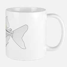 Silver Hatchetfish f Mug
