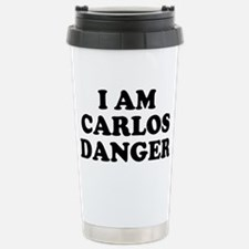 I Am Carlos Danger Stainless Steel Travel Mug