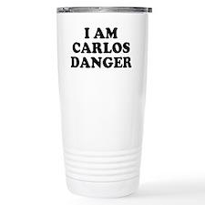 I Am Carlos Danger Travel Mug