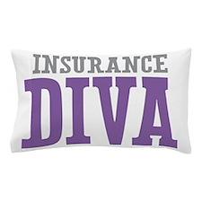 Insurance DIVA Pillow Case