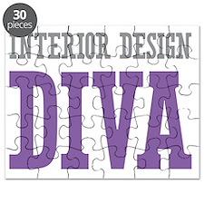 Interior Design DIVA Puzzle