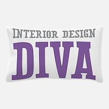Interior Design DIVA Pillow Case