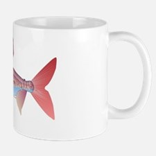Watermelon fish t Mug