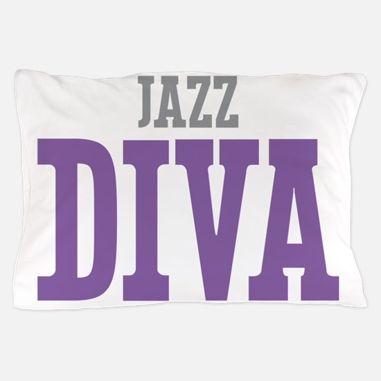 Jazz DIVA Pillow Case