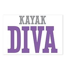 Kayak DIVA Postcards (Package of 8)
