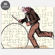 Big Wheel Cat Puzzle